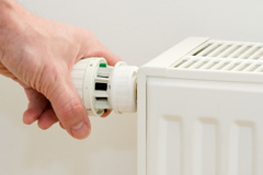 Leicester central heating installation costs
